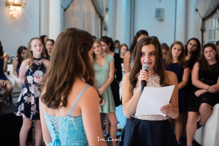 Speech at Crystal Plaza Bat Mitzvah